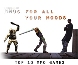 MMO Games Top 10