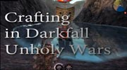 Crafting in Darkfall Unholy Wars