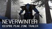 Neverwinter Icespire Peak Zone Trailer