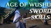 Age of Wushu - Sword Skills