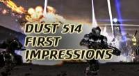 Dust 514 impressions review