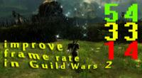 Improve Guild Wars 2 Frame Rate and Lag