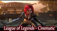 League of Legends cinematic trailer
