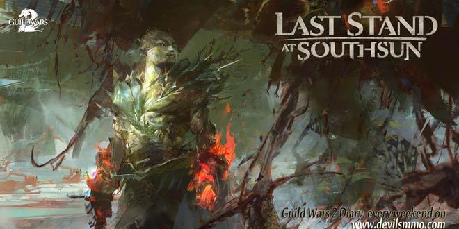 Last Stand at Southsun - Guild Wars 2