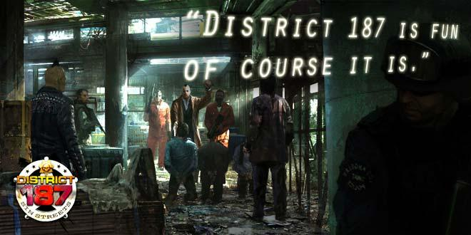 District 187 review