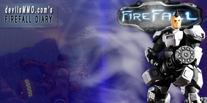 Firefall Diary: Visit New Eden Every Monday!
