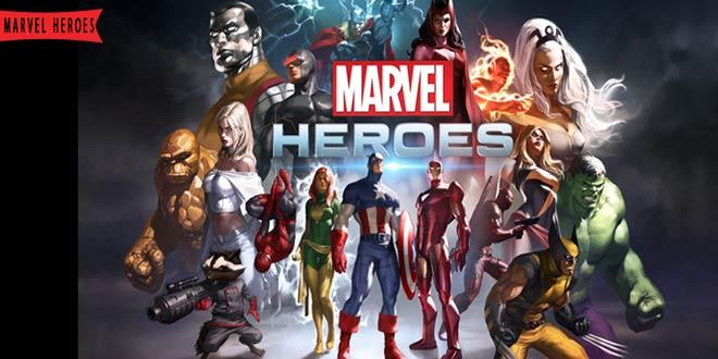 Play as your favorite heroes!