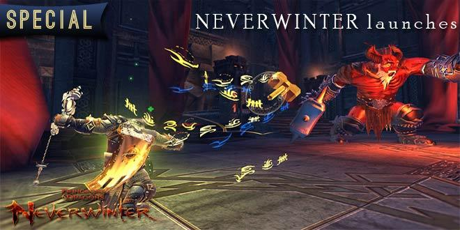 Dungeons & Dragons: Neverwinter launches