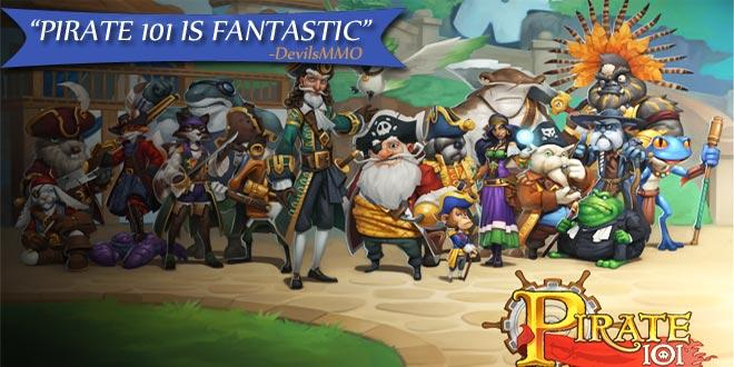 Pirate 101 MMORPG Review