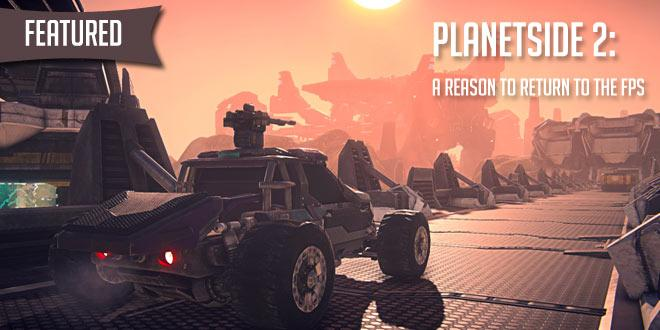 Planetside 2 Review