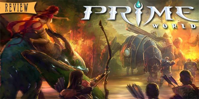 Prime World : New MOBA Game