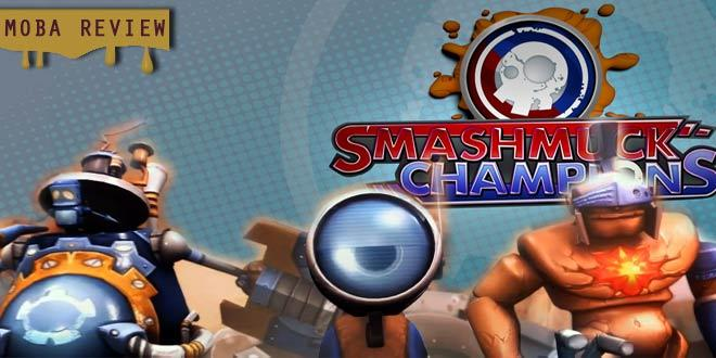 Smashmuck Champions - Fun and Clever MOBA