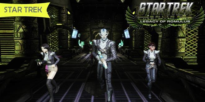 Star Trek Online Romulan Screenshots