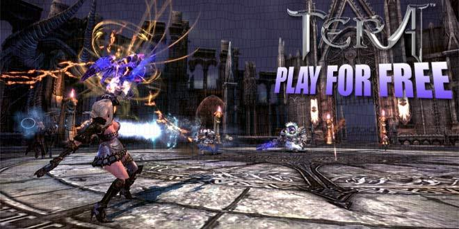 TERA: It's now free to play