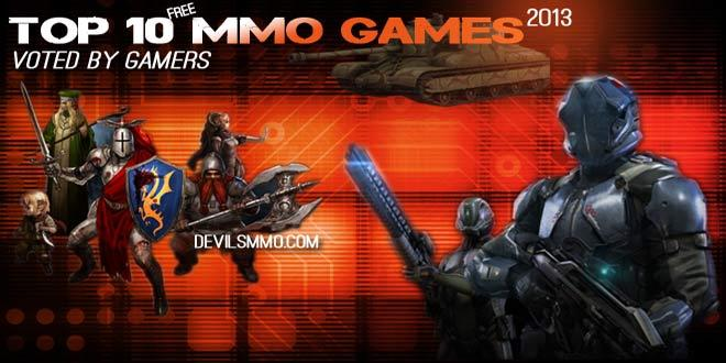 Top 10 Free MMO Games To Play in 2014