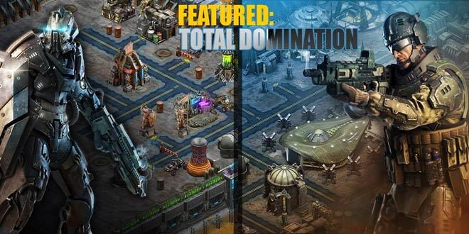 Featured MMORTS: Total Domination
