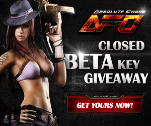 Absolute Force Online Closed Beta key