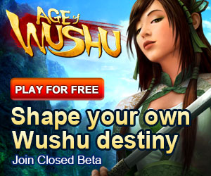 Age of Wushu - Play for Free