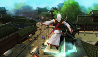 flying in age of wushu