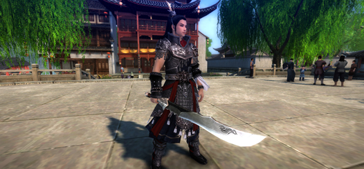Age of Wushu - Blades