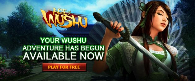 Play Age of Wushu for free