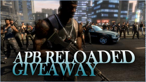 APB Reloaded giveaway