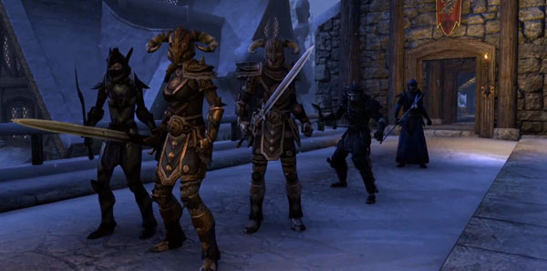 The Elder Scrolls Online Preview Screenshot 2