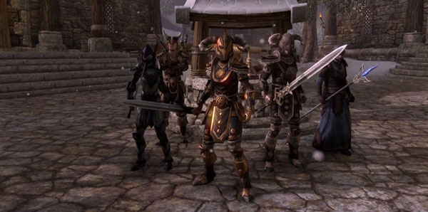 The Elder Scrolls Online Preview Screenshot 4