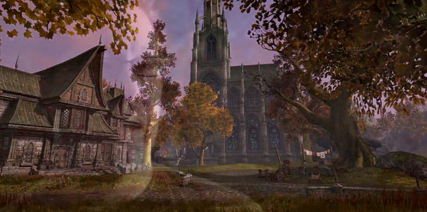 The Elder Scrolls Online Preview Screenshot 6