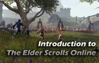 The Elder Scrolls Online introduction preview