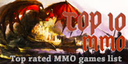 Top rated MMO Games
