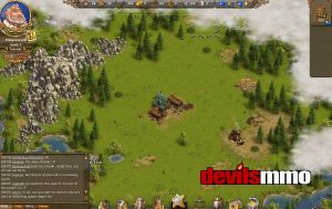 The Settlers Online screenshot