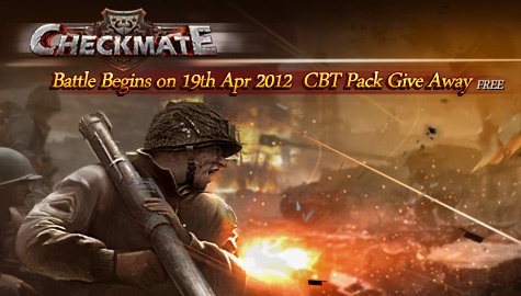 Checkmate Closed Beta key