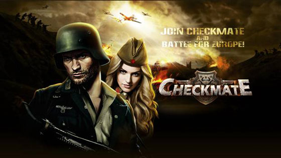 Checkmate | New World War II strategy MMO game