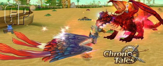 ChronoTales Screenshot Showcasing Pets Merging Into Character