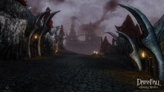 Darkfall Central Citadel