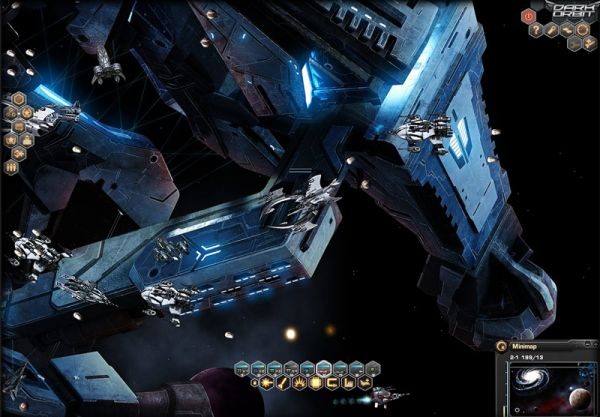Dark Orbit Review: Free to play space MMO