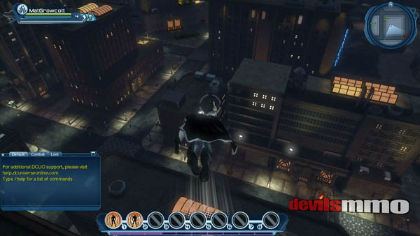 DC Universe Online review screenshot 02