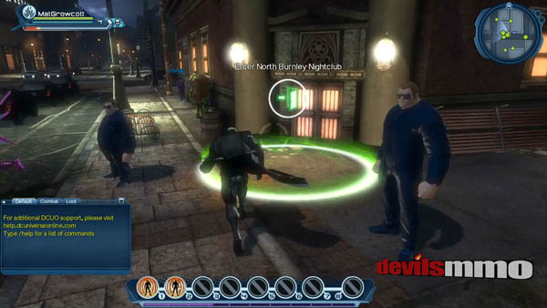 DC Universe Online review screenshot 03