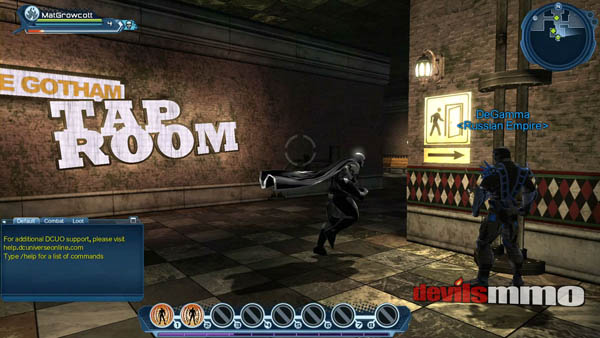 DC Universe Online review screenshot 04