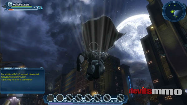 DC Universe Online review screenshot 05