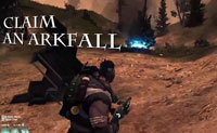 Claim an Arkfall in Defiance