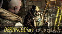 Defiance diary co-op episode.