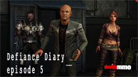 Defiance diary episode 5 - Into the Depths