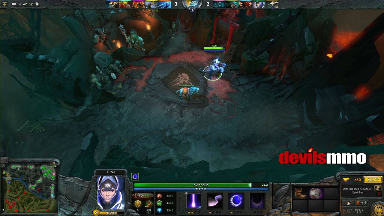 dota 2 review review of valve s new mmorts