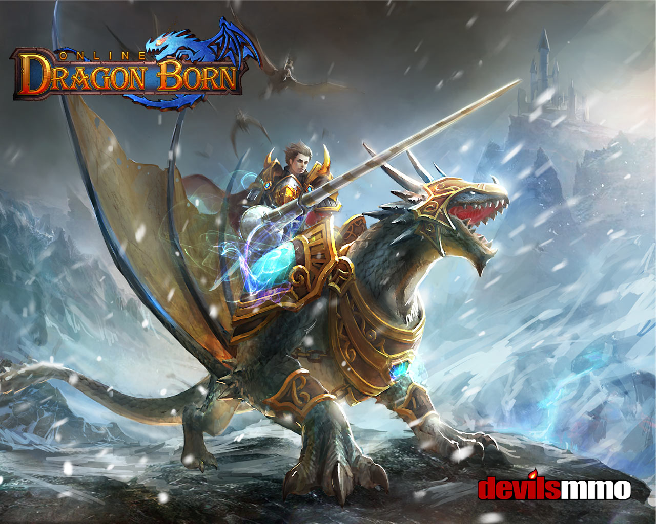 online multiplayer dragon games