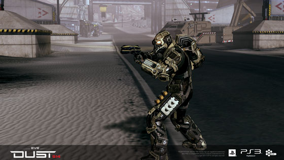 Dust 514 - Exclusive E3 preview