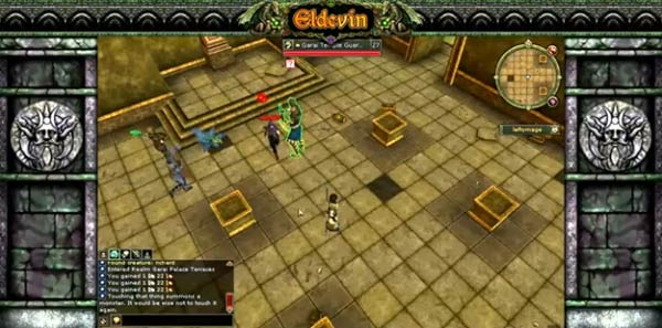 Eldevin Screenshot