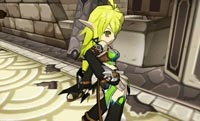 Elsword Rena Trapping Ranger