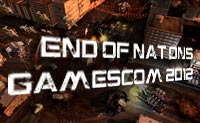End of Nations Gamescom 2012 review
